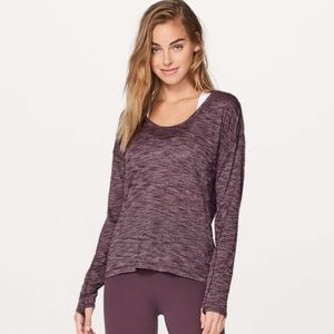 Lululemon Meant To Move Long Sleeve Size 10